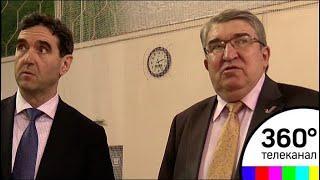 Виктор Егоров проверил готовность избирательных участков