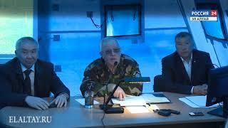 В Улагане прошло выездное совещание оргкомитета по проведению праздника Эл Ойын