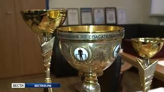 Соревнования спасателей проходят в Вологде