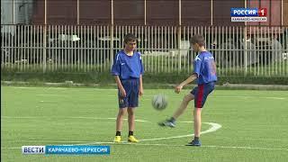Как развивается футбол в нашей республике?
