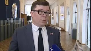 Губернатор Дмитрий Миронов вручил сотрудникам органов местного самоуправления региональные награды