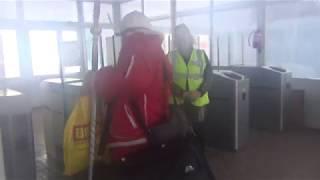 Посланник Деда мороза в Оренбурге
