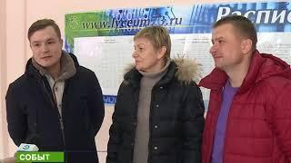 Пензенские олимпийцы проголосовали за здоровую Россию
