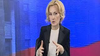 Интервью с Ириной Яровой