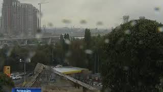В Ростове вероятность ливней и сильного ветра сохранится до 8 августа