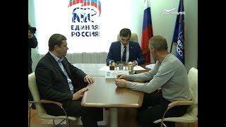 В Самару с двухдневным рабочим визитом прибыл Владимир Гутенев