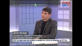 Интервью с Денисом Вигандтом