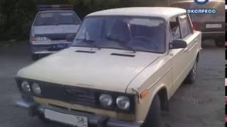 Полицейские вернули жителю Засечного угнанный автомобиль