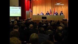 Дмитрий Азаров в Похвистневе провел расширенное совещание по развитию малых городов
