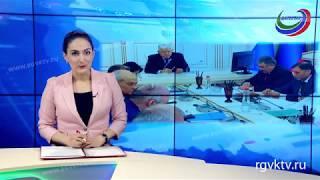 Хизри Шихсаидов провел сегодня заседание Президиума НС РД