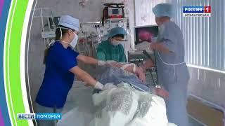 Смотрите сегодня вечером на «России 24» программу «Здоровье северян»