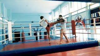Спорт как образ жизни - Тайский бокс