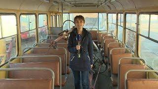 Волгоградский трамвай принял участие в съемках фильма Валерия Тодоровского