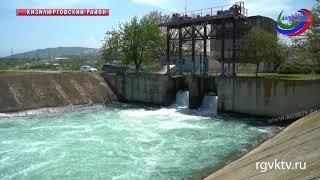 Реконструкцией головного водозабора КОРа займутся специалисты из Санкт-Петербурга