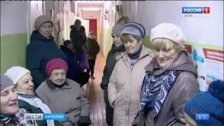 Фельдшерско-медицинский пункт не подключили к отоплению