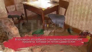 Выносил всё, что можно продать: в Харовске задержали серийного вора