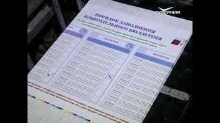 Почти 2,5 млн бюллетеней напечатали для выборов губернатора Самарской области