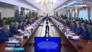 В Йошкар-Оле прокуроры ПФО обсудили вопросы сохранения чистоты Волги