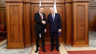 Владимир Колокольцев и Кай Мюккянен подписали Программу сотрудничества