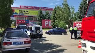 В Ставрополе в магазине «Поиск» ищут бомбу