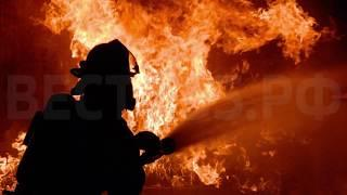 В Грязовце в пожаре погиб пенсионер
