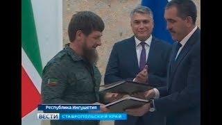 Ингушетия и Чечня договорились о границах