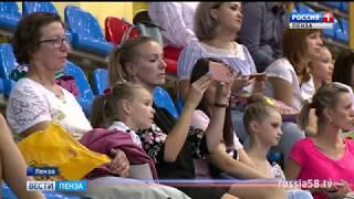 В Пензе пройдет турнир по художественной гимнастике памяти Натальи Лифиренко