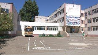 Школьные автобусы готовят к новому учебному году