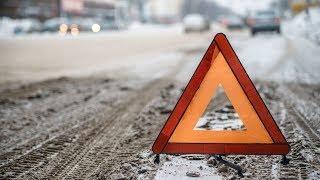 В аварии под Нижневартовском пострадали трое детей
