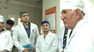 Дагестанская клиника вошла в тройку лучших в стране