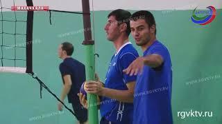 Волейбольная команда ДГУ примет участие в Играх прикаспийских государств