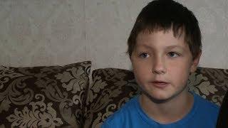 «Поможем детям вместе»: Вова Кыштымов