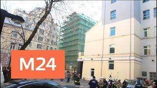 Местные жители рассказали об эвакуации из аварийного дома в Пушкаревом переулке - Москва 24