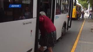Маршрутки и троллейбусы в Симферополе будут «ходить» до 24 00