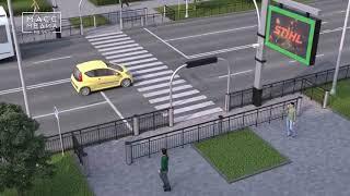 Новые пешеходные переходы установят на камчатских дорогах | Новости сегодня | Происшествия
