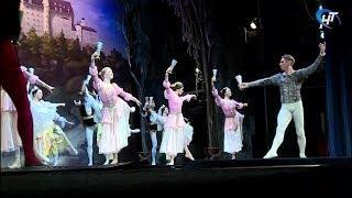 Ведущий солист Мариинского театра Игорь Колб планирует открыть в Великом Новгороде балетную школу