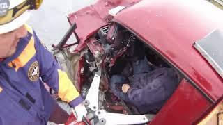 Жёсткое дтп с погибшими на трассе М54 Урап 1510км