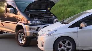 Невнимательность водителя стала причиной ДТП на Фадеева