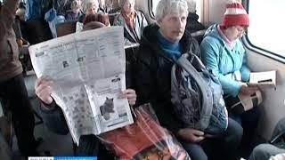 По просьбам пассажиров в Красноярске изменится расписание электрички до Базаихи
