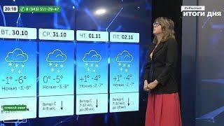 Прогноз погоды (26.10.18)