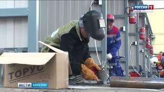 Петрозаводские рабочие победили на конкурсе профессионального мастерства