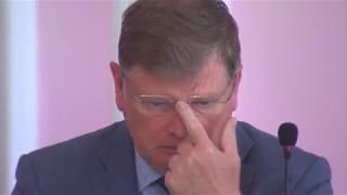 Депутаты обсудили бюджет-2019