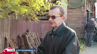 Начались работы по восстановлению Дома купца Назарова
