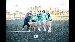 Астраханские журналисты сразились в мини-футболе