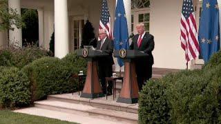 ЕС доволен согласием США торговать