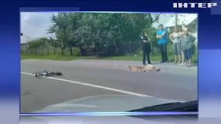Смертельное ДТП во Львове: местный чиновник раздавил велосипедистку