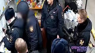 Пьяный ярославец угрожал охраннику магазина натравить на него  питбуля