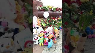 Калининградцы почтили память погибших в Кемерово