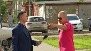 В Омске десятки водителей оказались нарушителями поневоле из-за нововведения на улице Пушкина