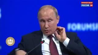 """Путин: Россия не причастна к крушению """"Боинга"""""""